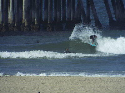 5/15/20 * DAILY SURFING PHOTOS * H.B. PIER