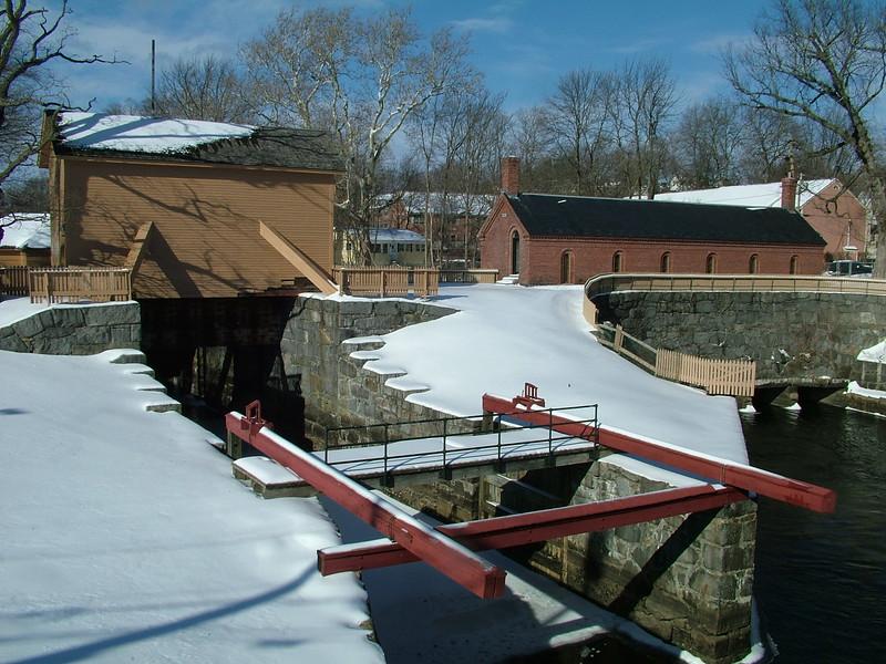 Francis Gatehouse - winter - Lowell, MA