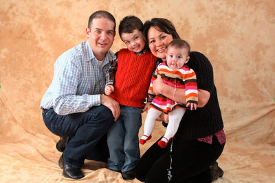 2008 Melissa & Family