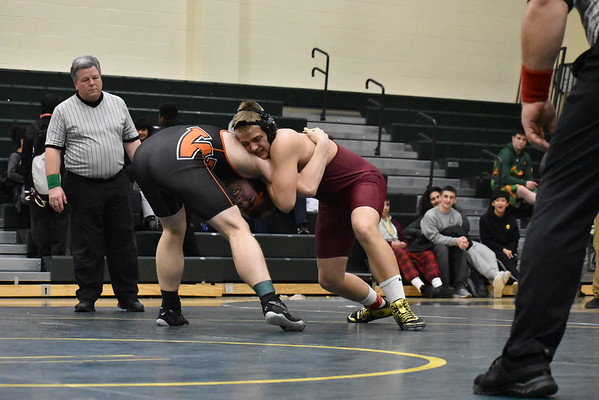 Taconic wrestling team hosts Taconic Invitational - 011120