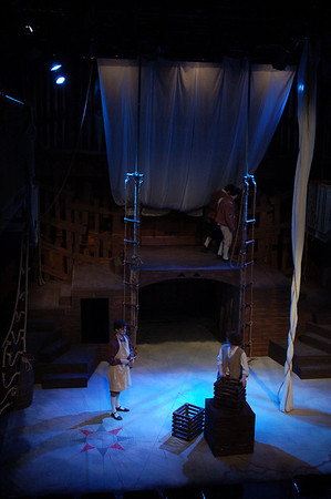 The Ghosts of the Mary Rose (Clifftown Theatre, Feb 2012)