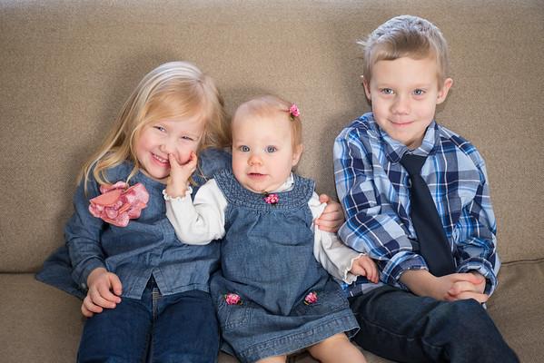 Lauren & Matt Family Petoskey, Northern Michigan Photography