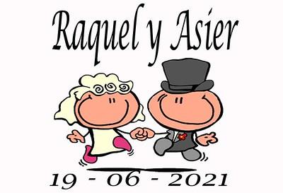Raquel y Asier