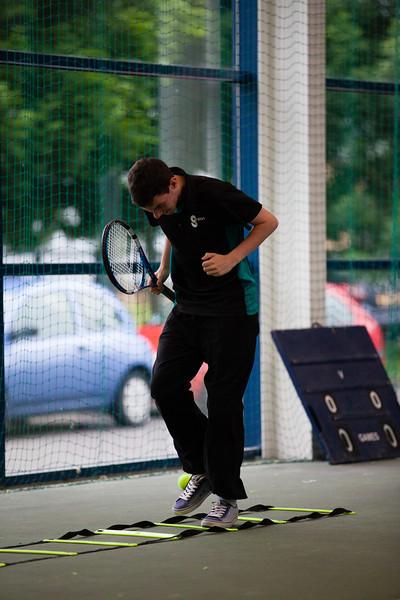 Cardio Tennis Scotstoun 20.6.2013