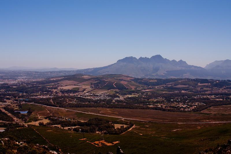 Farm Belt in South Africa
