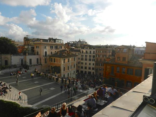 Rome City Tour, Oct 13, 2013