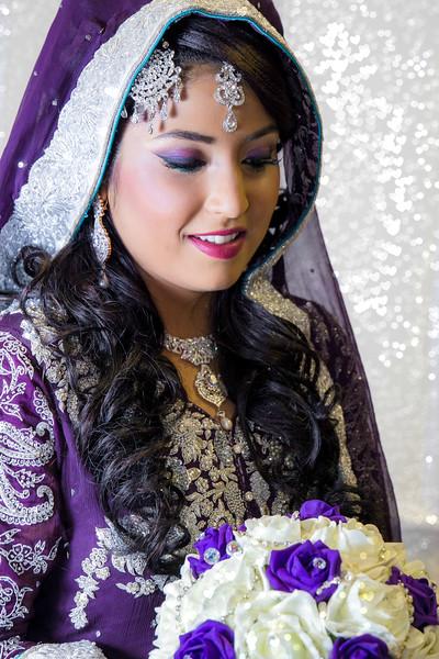 Faheema and Junaid's wedding