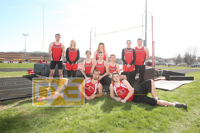 Bangor track and field TF16