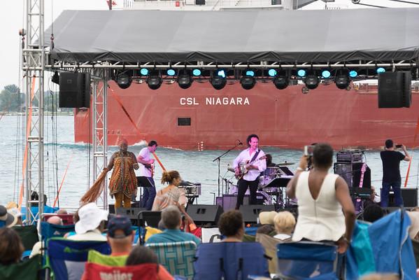 St Clair Jazz Fest