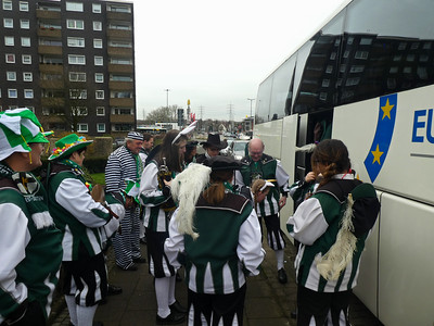 Karnevalsumzug Bottrop 24.02.2020