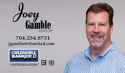 Joey Gamble - Coldwell Banker - Charlotte