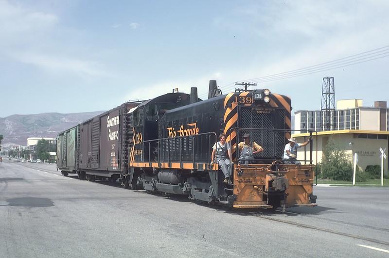 D&RGW_139_1st-West_Salt-Lake-City_July-1970_Rick-Burn-photo_Facebook-Nov-16-2018.jpg