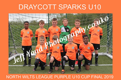 DRAYCOTT SPARKS U10  v  SWINDON SUPERMARINE  U10 BLUE