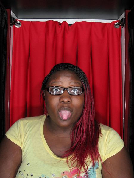 Welcome Week Ohio Union SIF Photo Booth Photos 2009