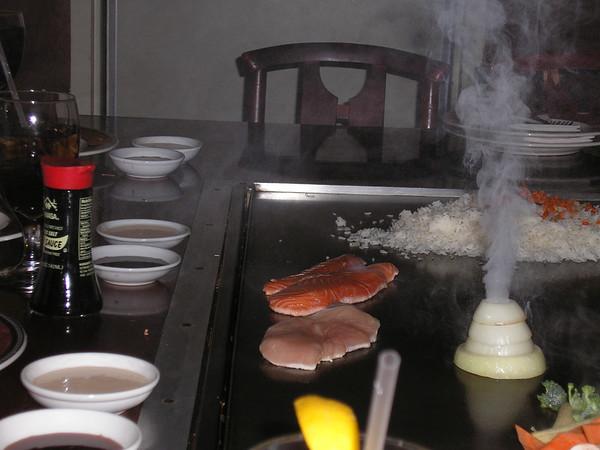 Japanese Restaurant Trip