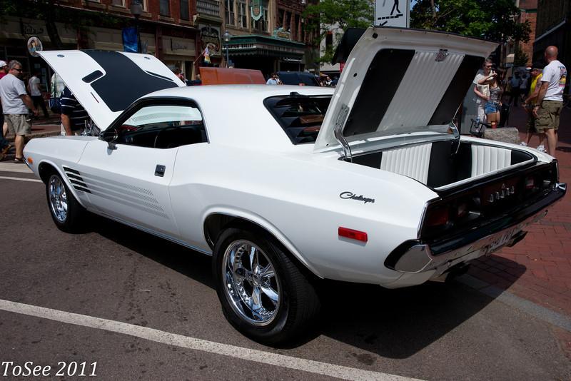 Moncton Car show 2011
