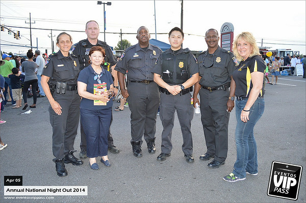National Night Out 2014 | Tue, Aug 05