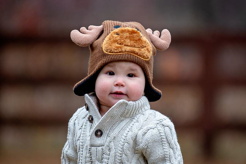Williamsport Child Photographer : 12/9/18 Matilda is ONE!