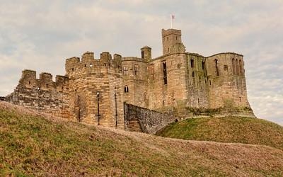 001 - Warkworth, Northumberland, UK - 2014.
