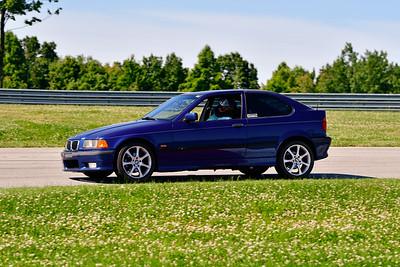 2019 SCCA TNiA June Pitt Race Nov Blue BMW