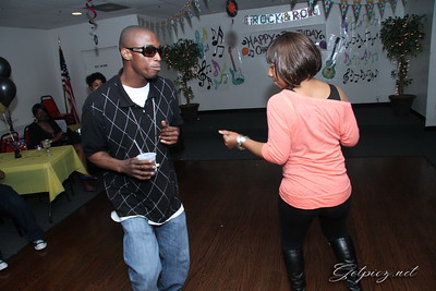 Christina and Ray B-Day Celebration Freehold Elks 4/8/2011
