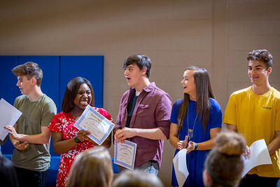 2019 Honors Day