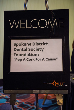 5th Annual Gala - Pop A Cork for a Cause by Dental Society @ NQC 2015