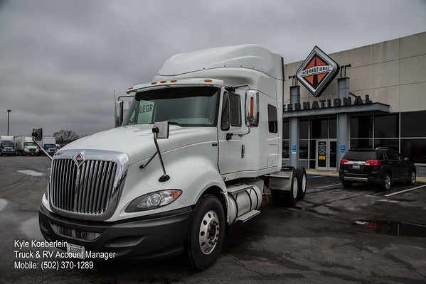 2011 International ProStar+ | Unit R-198