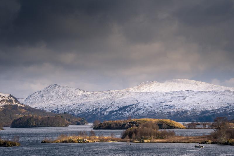 Loch Katrine & Ben Venue