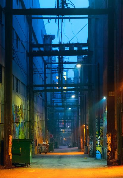 Vancouver Alley