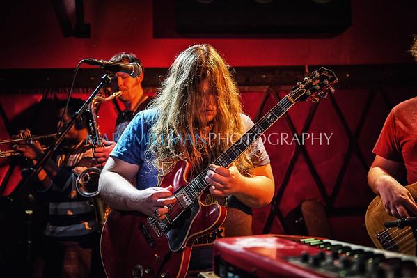 Marcus King @ Rockwood Music Hall (Wed 3/2/16)