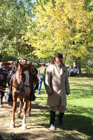 Heritage Days - Civil War Re-enactment
