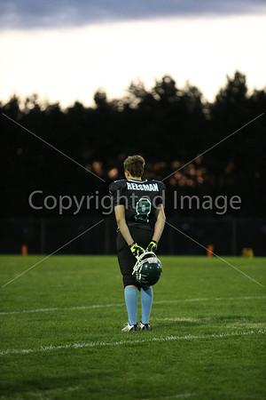 8th Grade Civil War Football Game 9/21/13