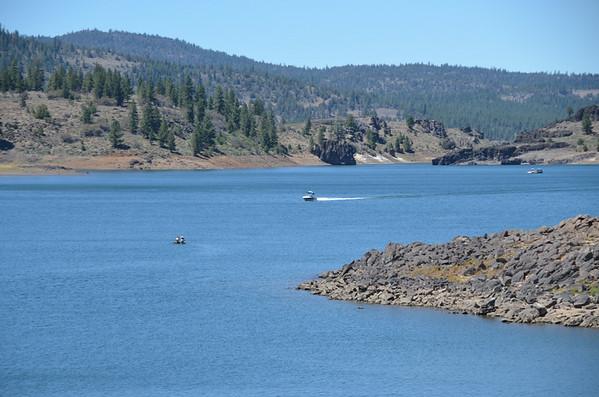 Frenchman Reservoir - 2014