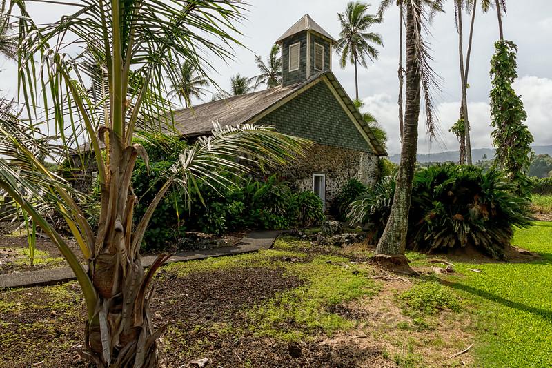 Ke'anae Congregational Church