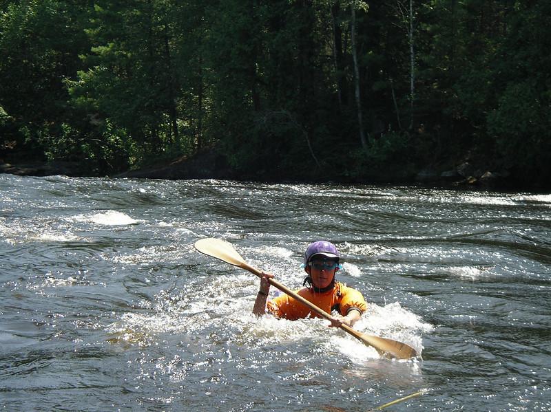 Sarah @ Smoothie Ottawa River, Ontario