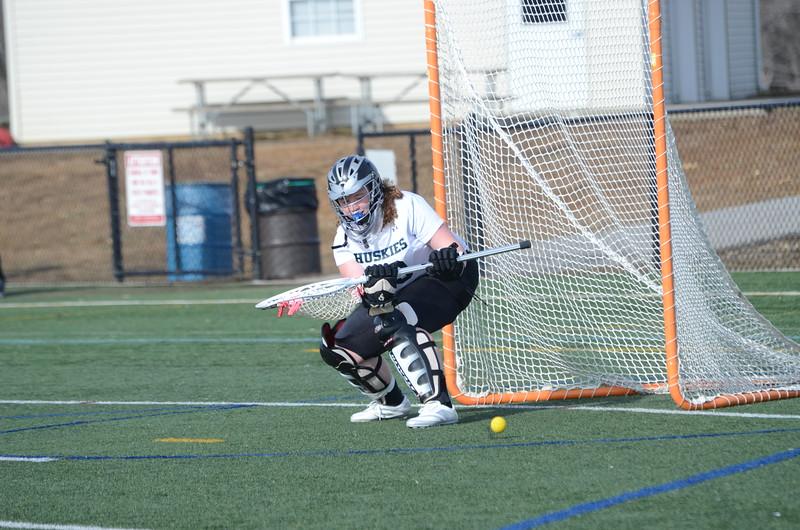 JV Girls Lacrosse March 16 vs Loch Raven