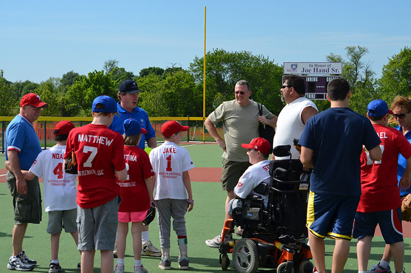 GA Baseball Clinic for Miracle League