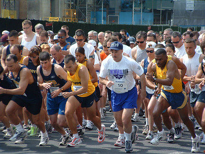 2004 NYPD Memorial 5K