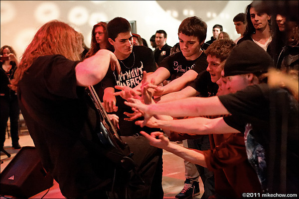 Without Mercy/Remove the Doubt/13th Prophet, March 12, 2011