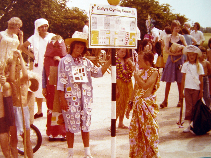 Rippingale Fete in 1976