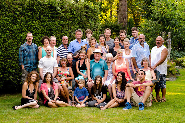 Shawnigan Family Reunion