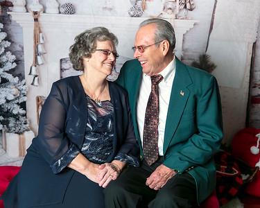 Bob and Bonnie Hilander