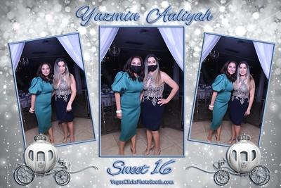 Yazmin Sweet 16