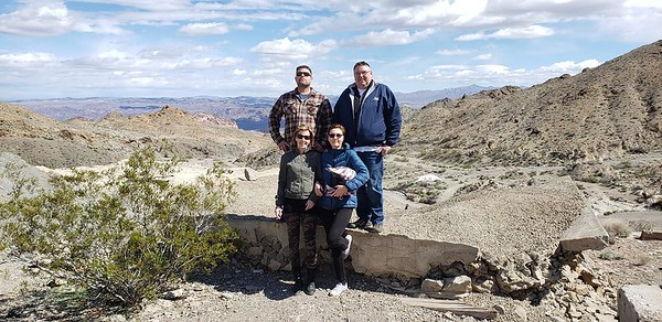 3/8/19 Eldorado Canyon ATV & Gold Mine Tour