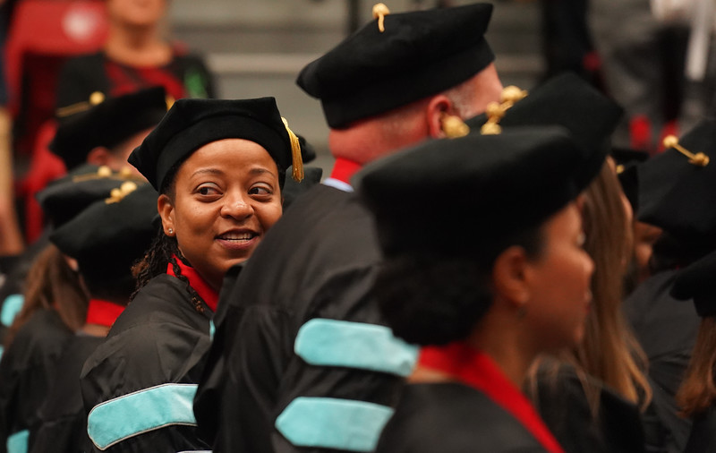GWU Spring 2019 Graduate Commencement