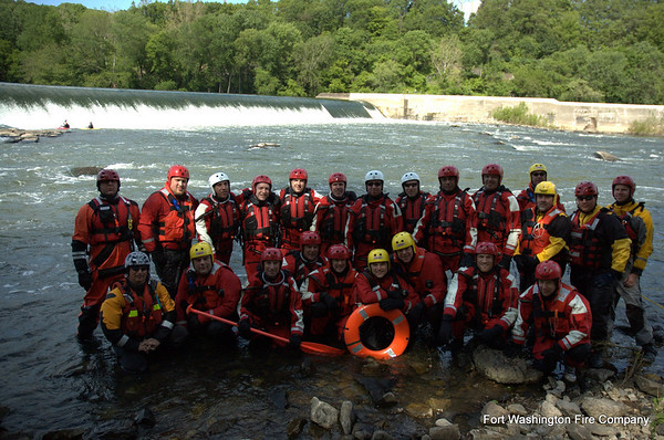Water Rescue Operations Skills