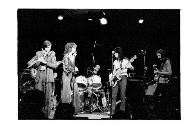 Spring 1977 Rokko & the Hatt at Amazing Grace.jpg