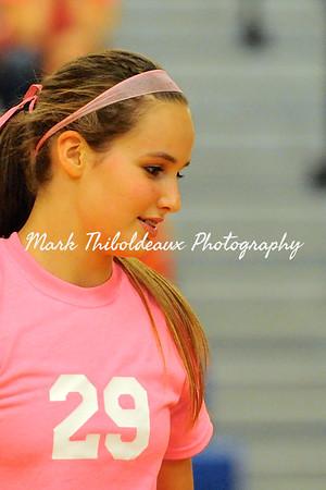 Lampeter-Strasburg Girl's JV/V Volleyball v. SOL 10.2.14