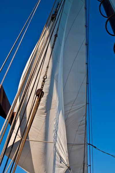 Sails - Mystic Connecticut Tall Ships